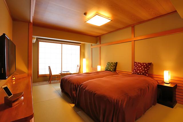 Western-style room (Hakuba)