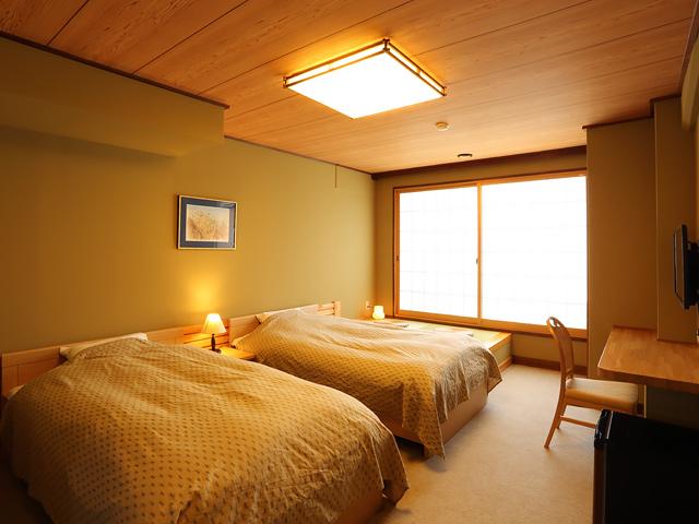 Western-style room (Goryu)