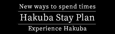 Hakuba Stay Plan