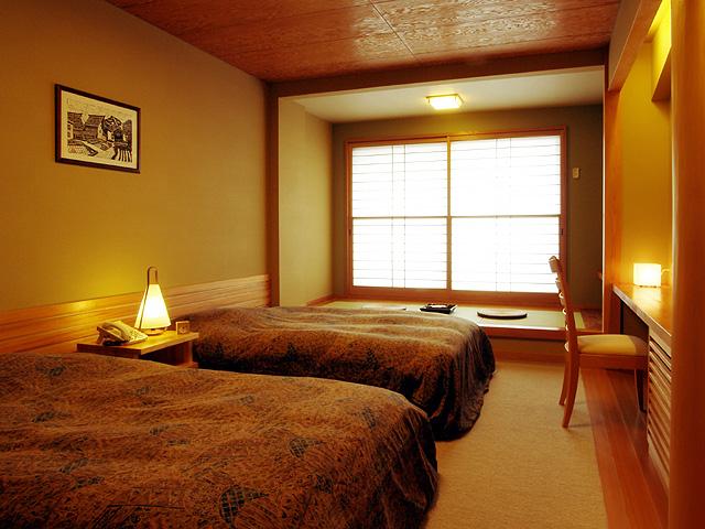 西洋和室(八方) 室内